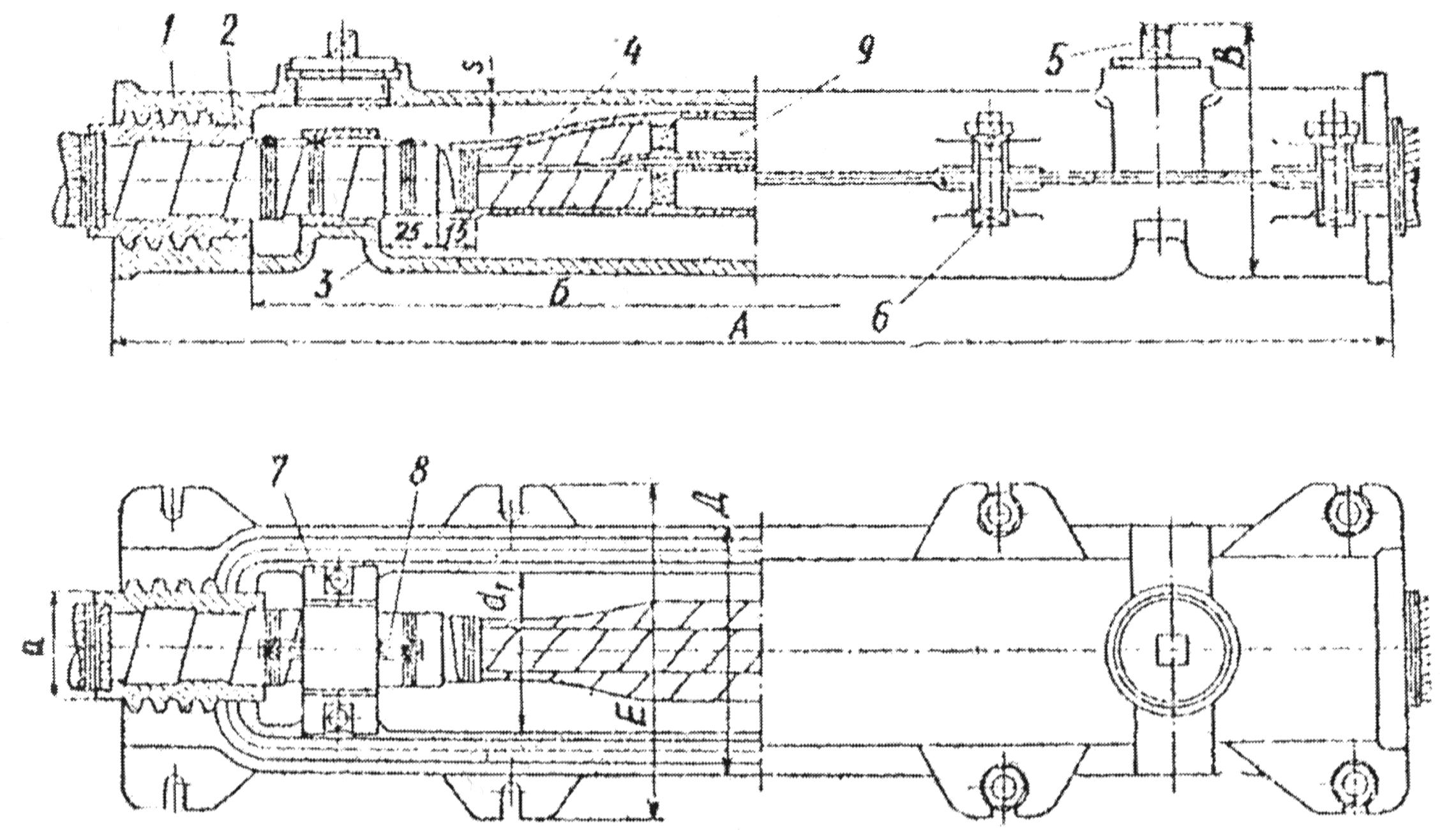 Соединительная малогабаритная муфта типа СЧм на напряжение 1 кВ