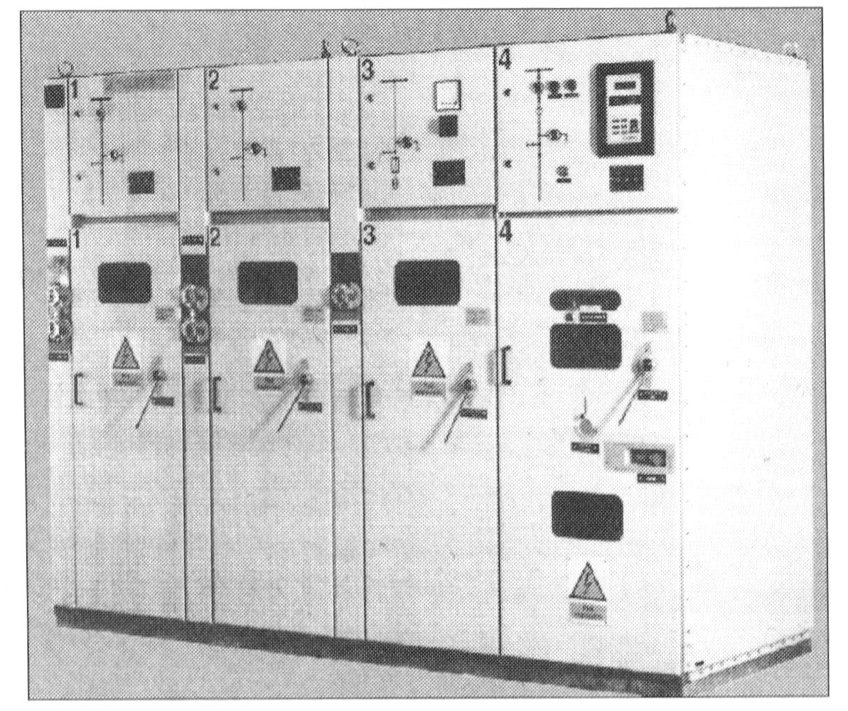 Общий вид ячейки RS-12m
