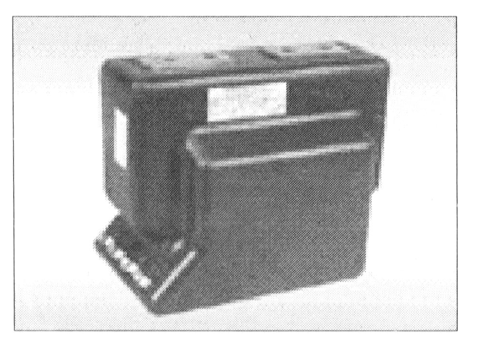 Трансформатор тока ТОЛ-10 - общий вид