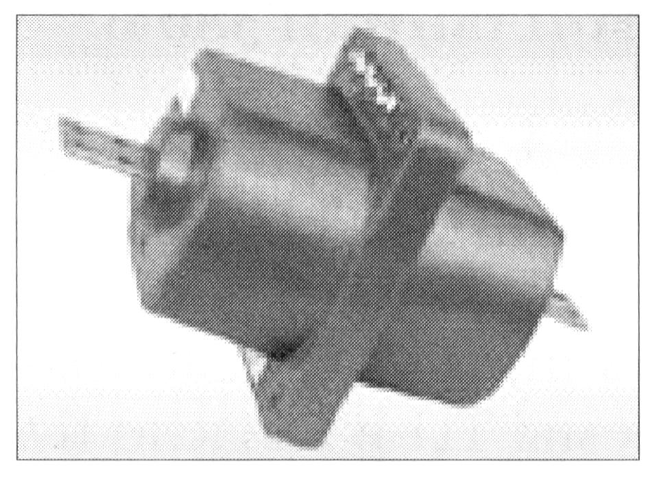 Трансформатор тока ТПОЛ-10 - общий вид